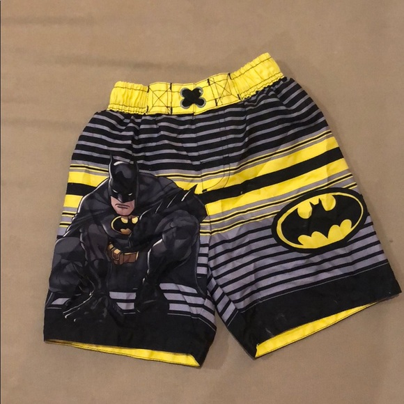 06425fd628981 DC Comics Swim | Batman Baby Boy Trunks 24 Months | Poshmark